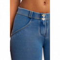 wr.up® shaping effect - obniżony stan - 7/8 - oddychająca tkanina techniczna d.i.w.o.® + koszulka