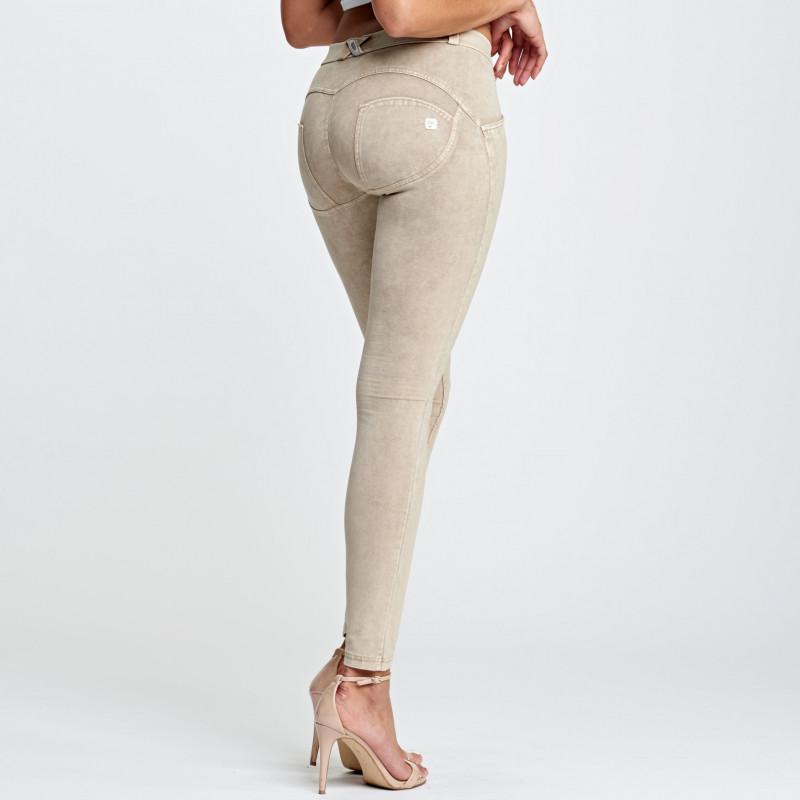 WR.UP® Specials - Skinny z regularnym stanem - z efektem marmuru - Z810