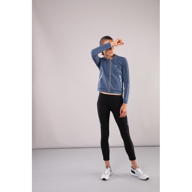WR.UP® - Spodnie Skinny z regularnym stanem w kolorze jasnobeżowym