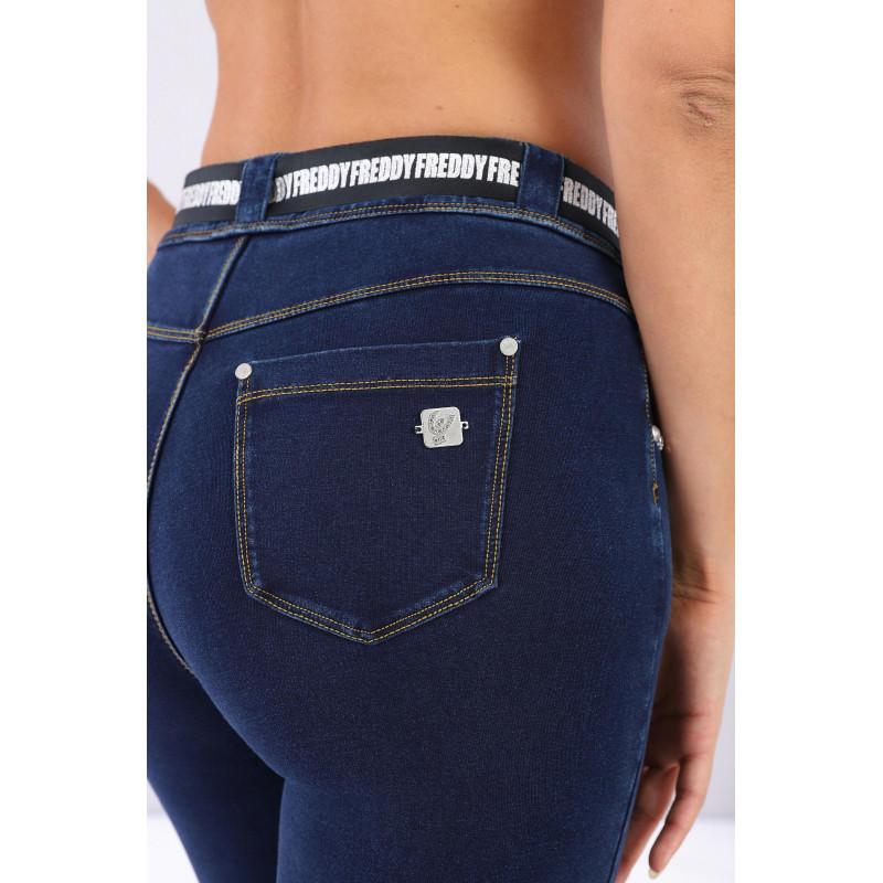 WR.UP® Sport D.I.W.O® legginsy + top w kolorze czarno-różowym