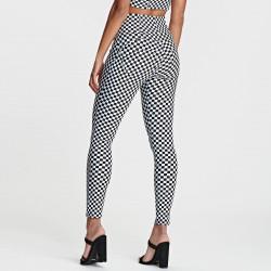 WR.UP® - Spodnie Skinny z regularnym stanem w kolorze marynarskim
