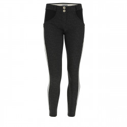 WR.UP® - 7/8 Regular Waist Skinny - Powder Puff - P710
