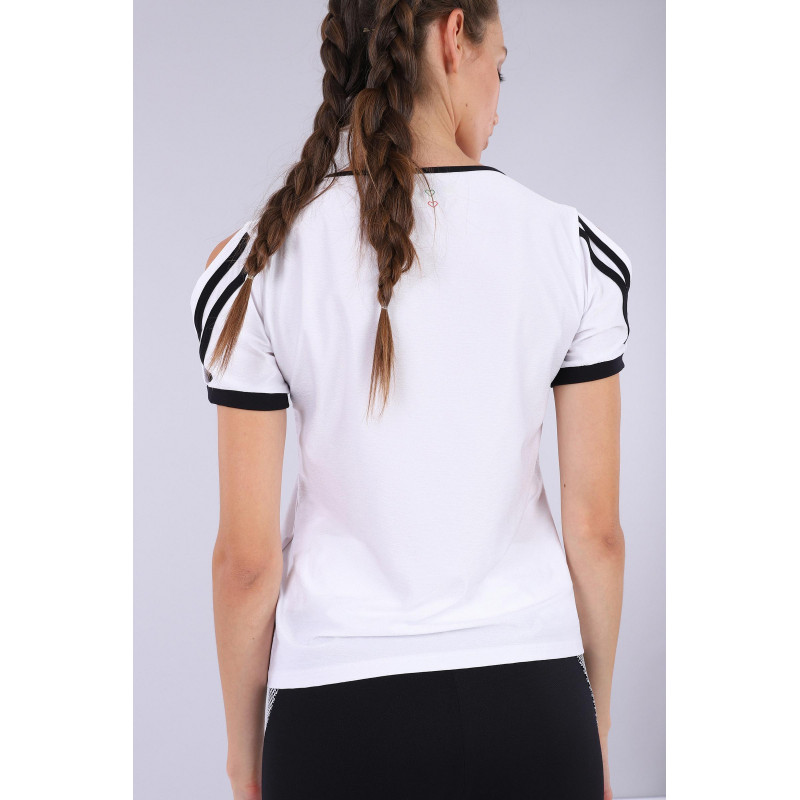 Koszulka do jogi - Made in Italy - WN0