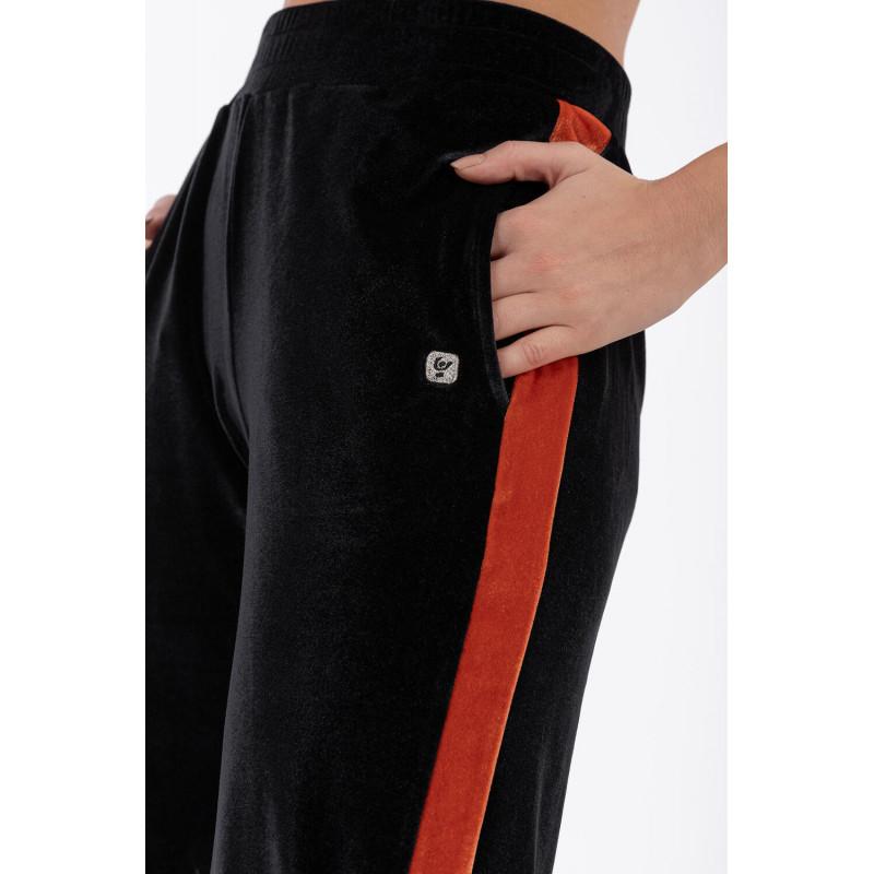 Spodnie do jogi z szenilu - Made in Italy - NA1050