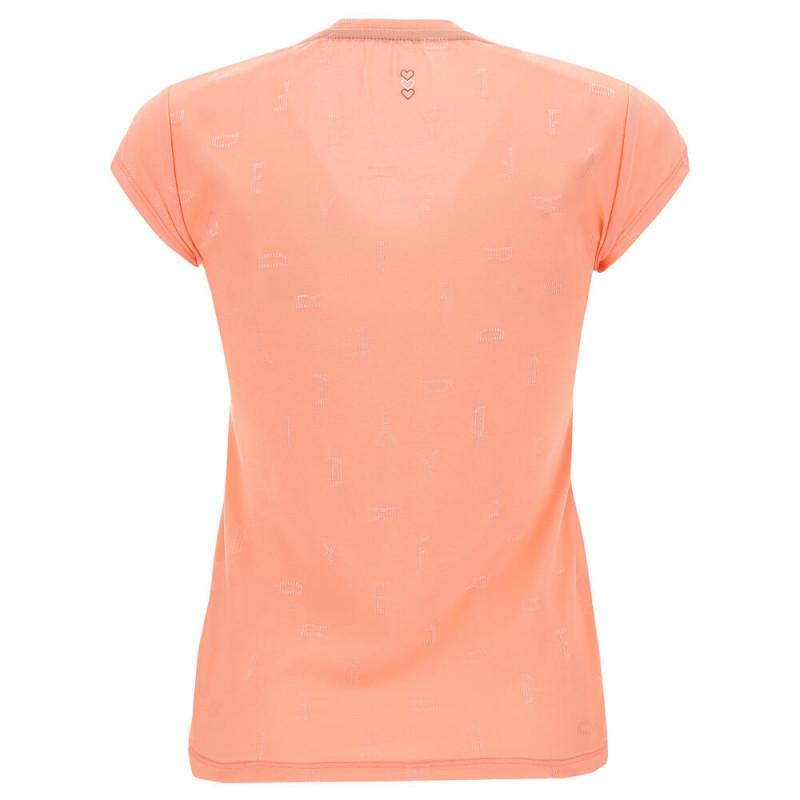 WR.UP® Denim - Spodnie Skinny z regularnym stanem w kolorze wyblakłym niebieskim z żółtymi szwami