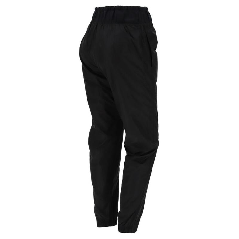 WR.UP® - Spodnie Skinny z regularnym stanem w kolorze granatowym z efektem zużycia
