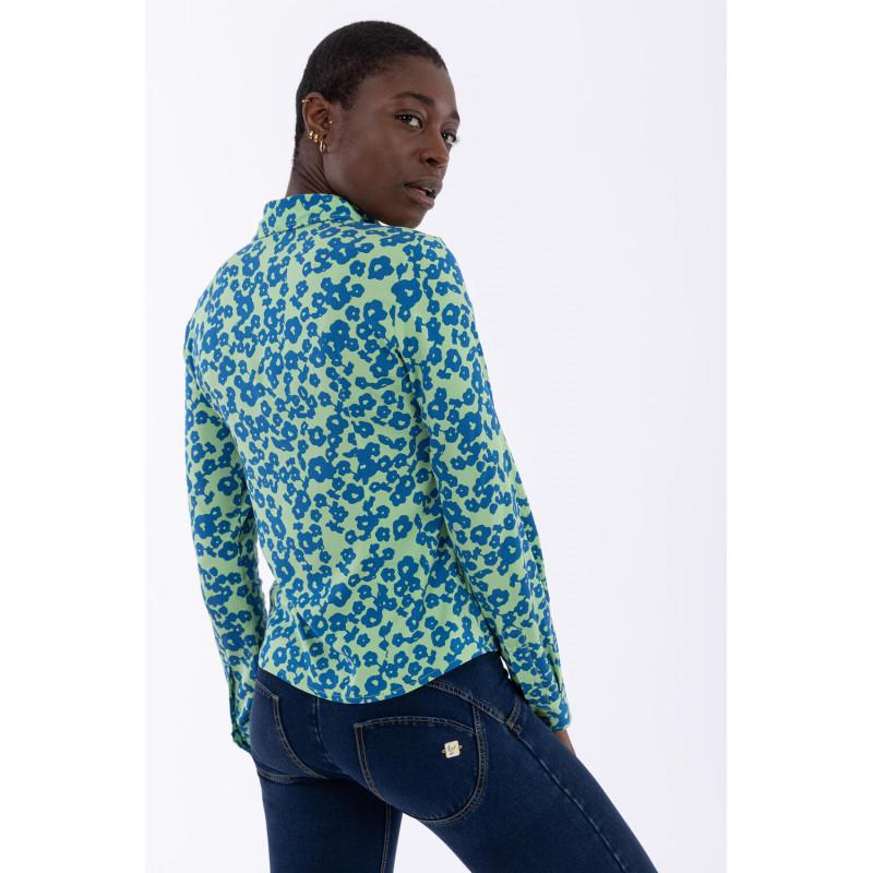 Koszula w stylu lat 70-tych - FLO9