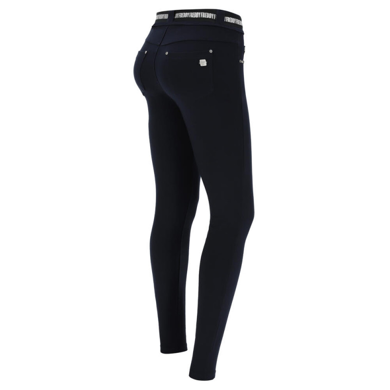 N.O.W.® Pants - Skinny ze średnim stanem - B940