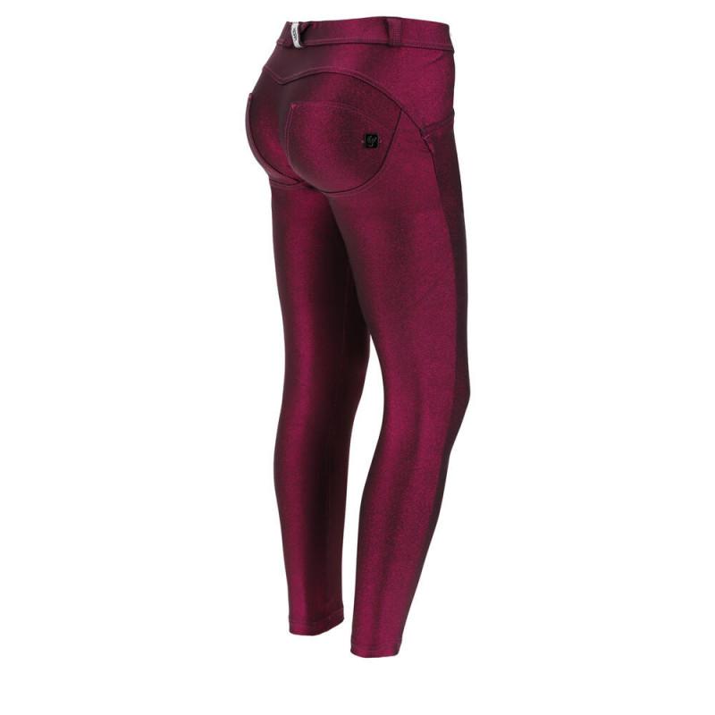 WR.UP® - Spodnie Skinny z regularnym stanem w kolorze czarnym