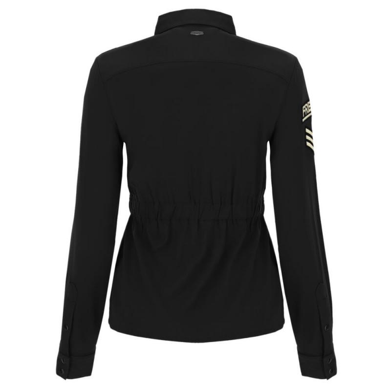 Bluza - z motywem militarnym - N0
