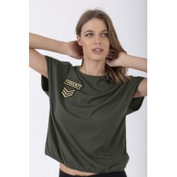 Bluza D.I.W.O.® w kolorze szarym