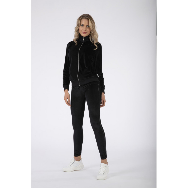 WR.UP® Komplet dresowy - Bluza i spodnie z szenilu - N0