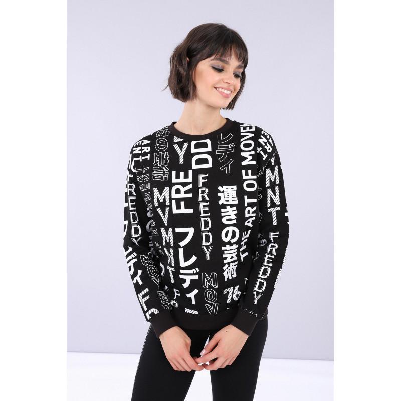 WR.UP® D.I.W.O® Lurex - Spodnie Skinny z regularnym stanem w kolorze czarnym