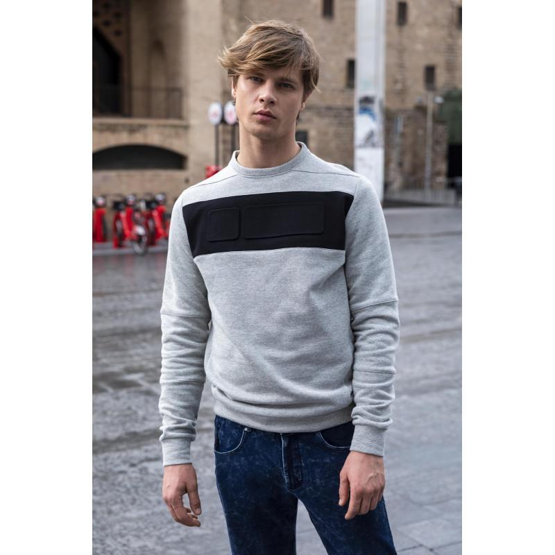 D.I.W.O.® PRO CURVE - Bluza w kolorze szarym