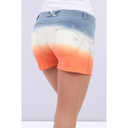 WR.UP® Denim - Regular Waist Skinny - Special Used Look - J0Y
