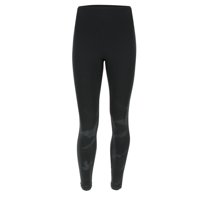 WR.UP® Ekoskóra - Spodnie Skinny z regularnym stanem w kolorze brązowym