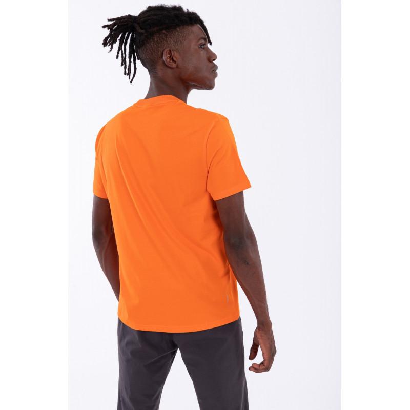 WR.UP® - Spodnie Skinny w kolorze piaskowym z efektem marmuru