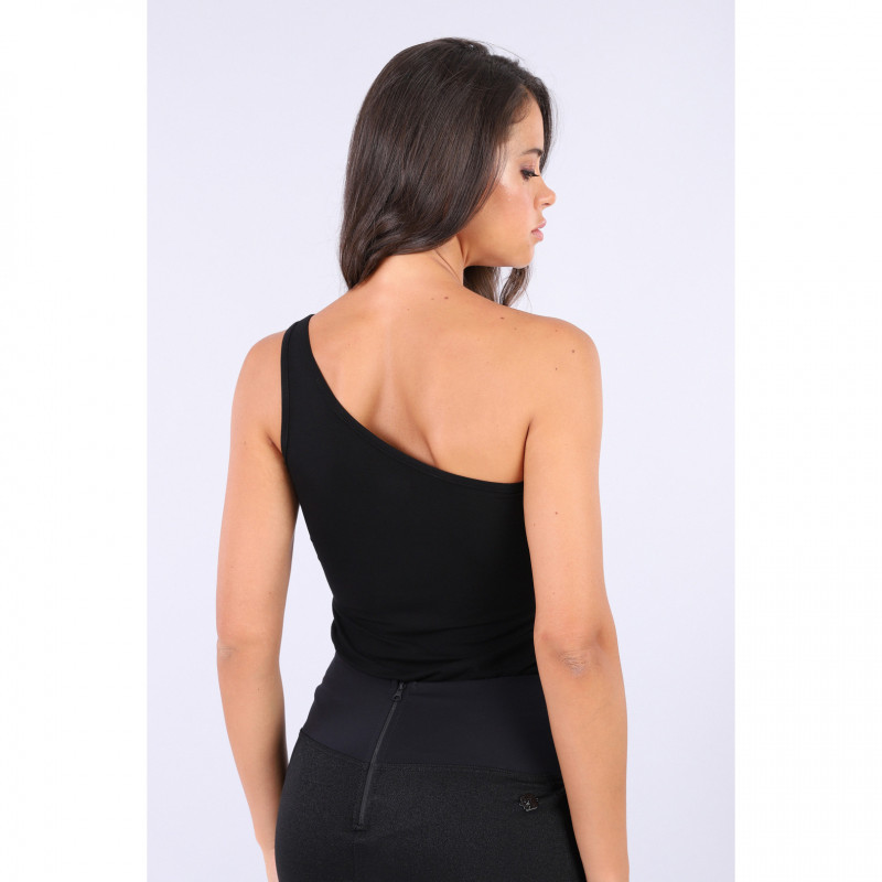 WR.UP® - Regular Waist Skinny aus Chenille - Black - N0