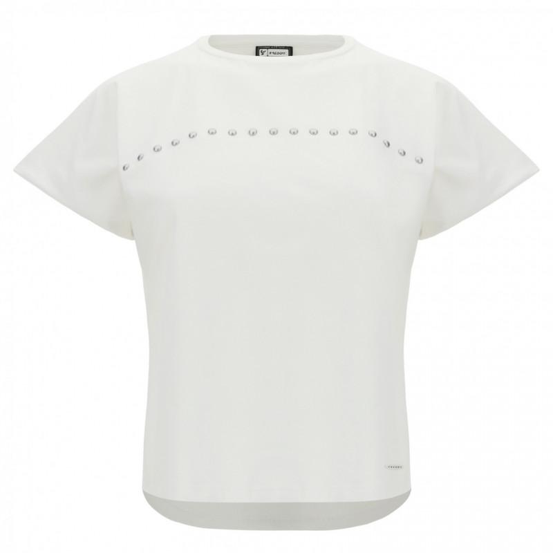 Koszulka bez rękawów Made in Italy w kolorze czarnym