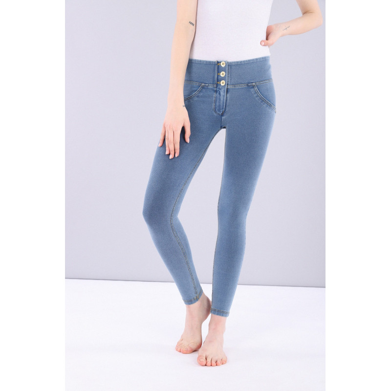 WR.UP® Denim - Skinny ze średnim stanem - J4Y