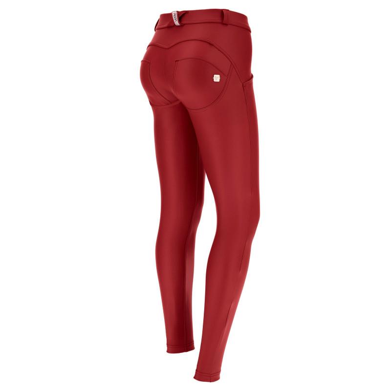 WR.UP® - Spodnie Super Skinny w kolorze pozłacanego moro