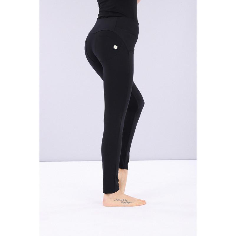 WR.UP® - Spodnie Super Skinny z regularnym stanem w kolorze różowym