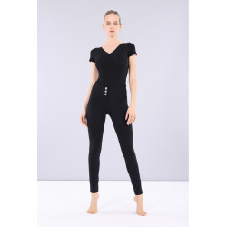 WR.UP® - 7/8 Regular Waist Super Skinny - Różowy
