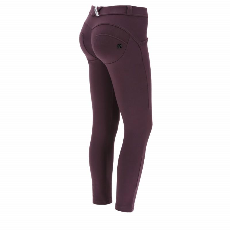 WR.UP® - D.I.W.O Pro - Spodnie Super Skinny z regularnym stanem w kolorze czarnym