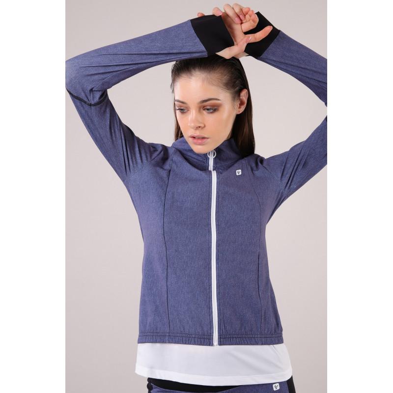 Bluza DENIM do jogi - Made in Italy - J0N0