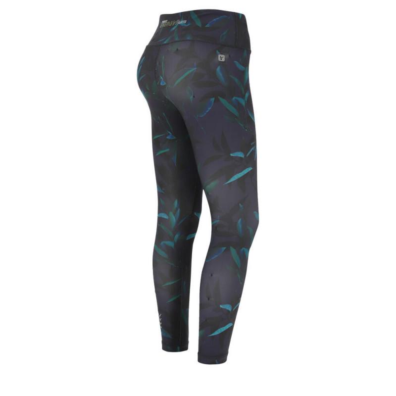 WR.UP® - D.I.W.O. ® Pro - Spodnie Skinny z wysokim stanem w kolorze czarnym