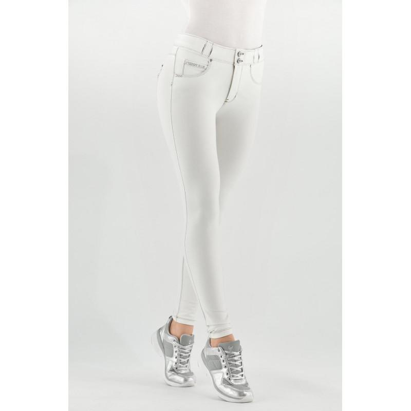 N.O.W.® Pants - Skinny ze średnim stanem - W0
