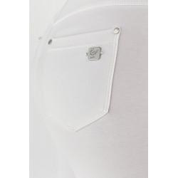 WR.UP® Denim - High Waist Skinny - Washed Grey - Yellow Seam - J3Y