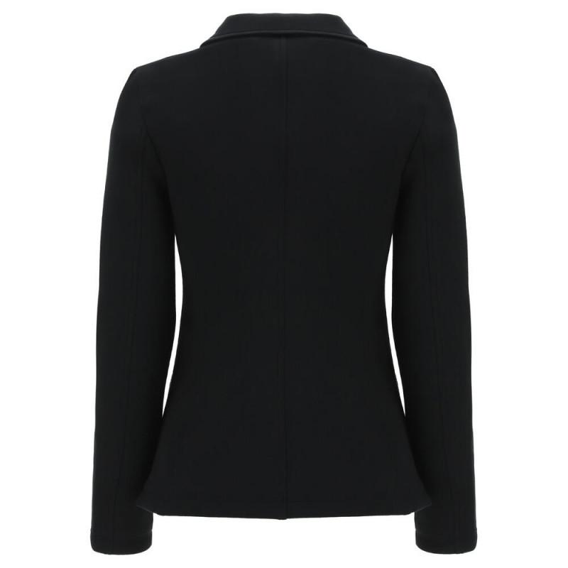 Męska bluza z kapturem w kolorze czarno-antracytowym