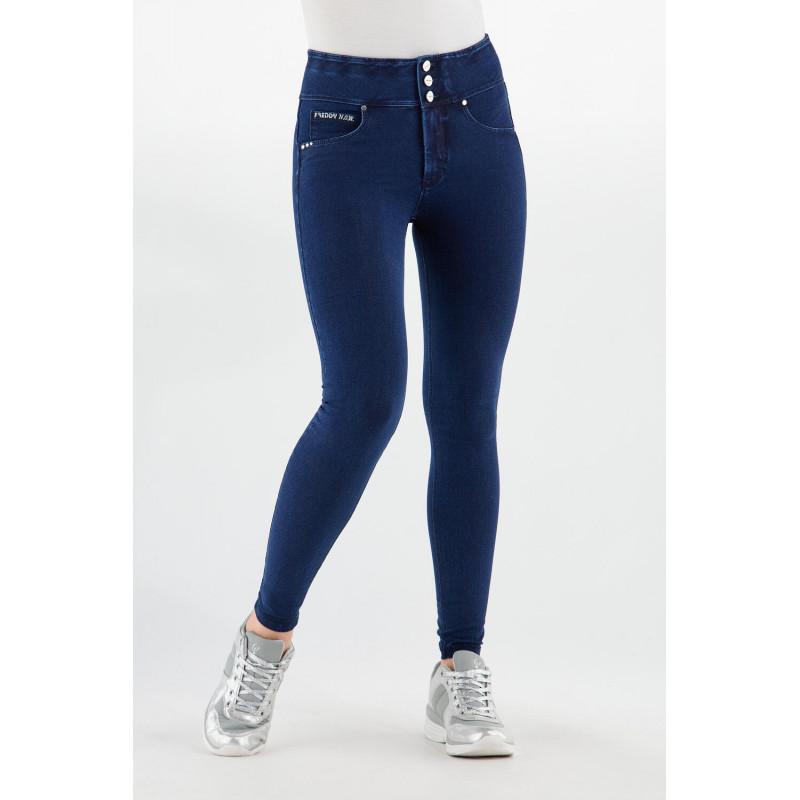 N.O.W.® Pants Denim - Skinny z wysokim stanem - J0B