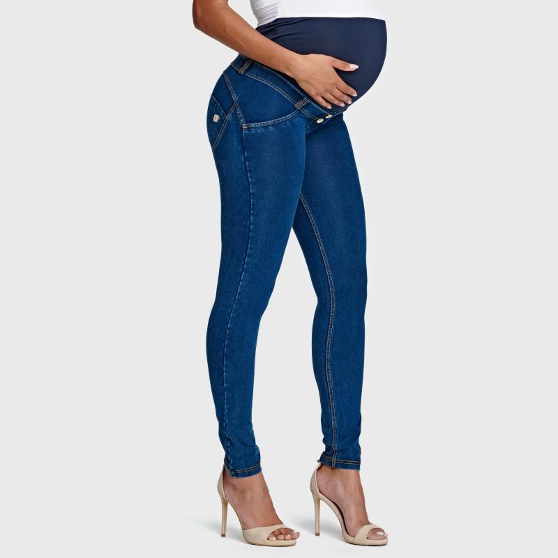 WR.UP® Denim - Spodnie ciążowe Skinny - J0Y