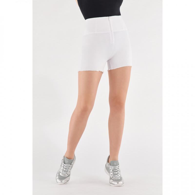 Leggings SUPERFIT D.I.W.O.® - W kolorze ciemnoszarym z kontrastowymi nadrukami