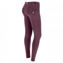 WR.UP® Spodnie Jeans - Low Waist Skinny - Czarne - J7N