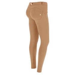 WR.UP® Spodnie Jeans - Low Waist Skinny - Blue - J0B