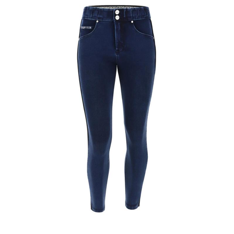 N.O.W.® Pants Denim - 7/8 Skinny ze średnim stanem - J0B