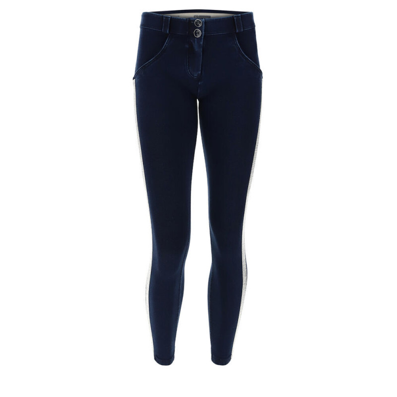 WR.UP® LOW WAIST SKINNY Denim effect - J7Y