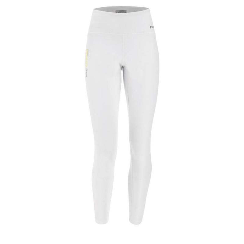 WR.UP® - Spodnie Skinny z niskim stanem w kolorze czarnym
