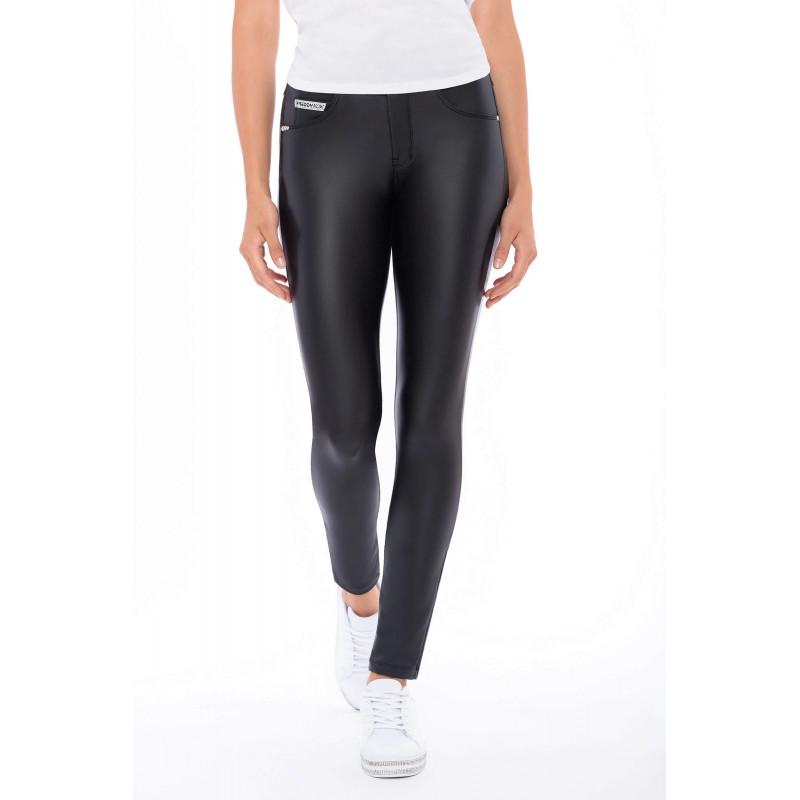 WR.UP® - Spodnie Skinny z niskim stanem w kolorze jasnoszarym