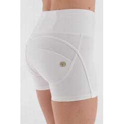WR.UP® - D.I.W.O.® Pro - Regular Waist Skinny z efektem upiększającym - White - W0