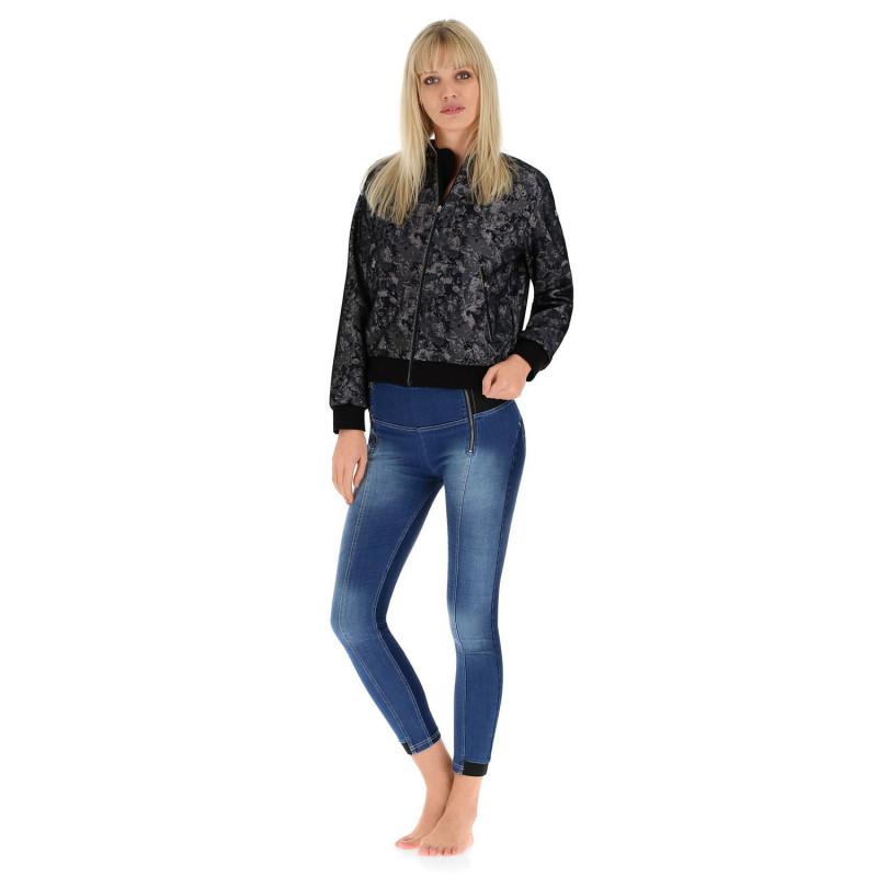 WR.UP® - Spodnie Skinny z niskim stanem w kolorze jasnego beżu