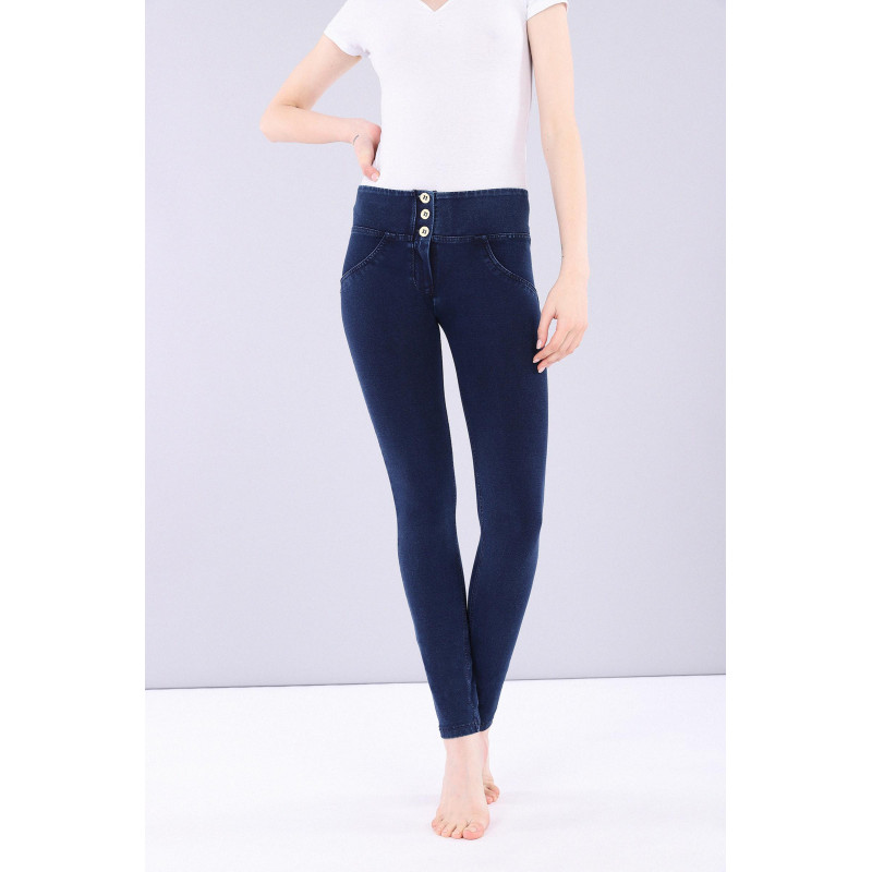 WR.UP® Denim - Skinny ze średnim stanem - J0B