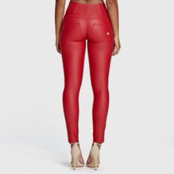 WR.UP® Denim - Low Waist Shorts z efektem kształtującym pośladki - J4Y - LIGHT WASH